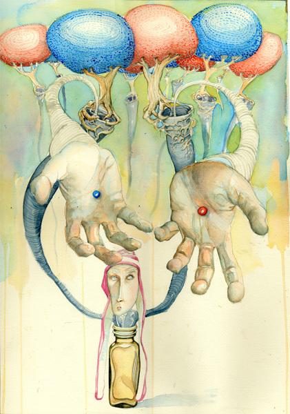 art blog - Daniel Mackie - empty kingdom