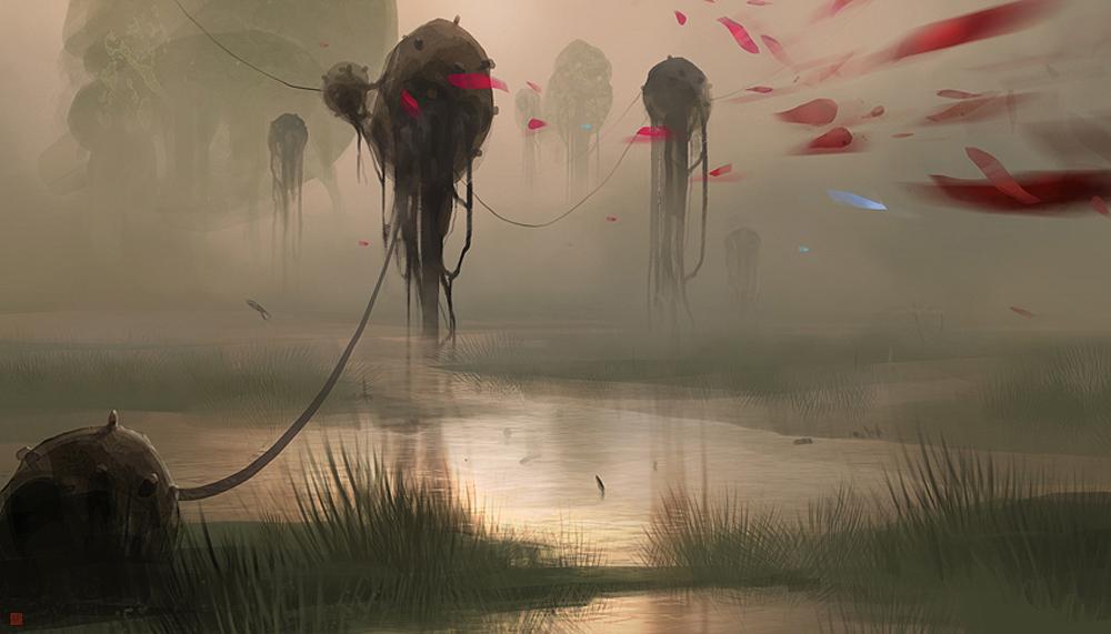 art blog - thierry doizon - empty kingdom