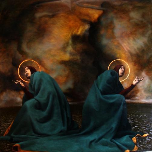 art blog - Chris Sedgwick - empty kingdom