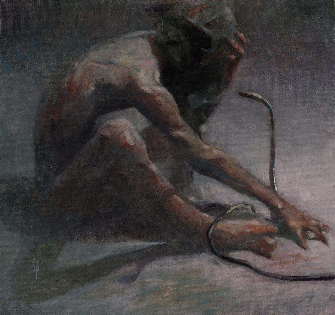 art blog - George Pratt - empty kingdom