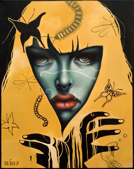 art blog - Sarah Joncas - empty kingdom