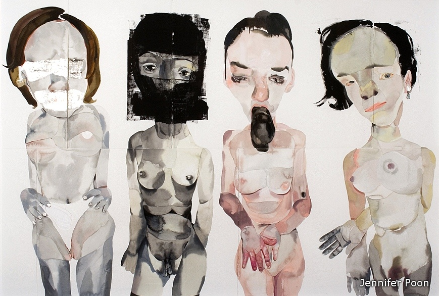 art blog - Jennifer Poon - empty kingdom