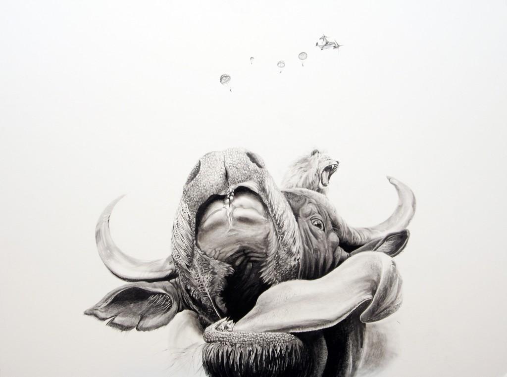 art blog - Martin Kalanda - empty kingdom