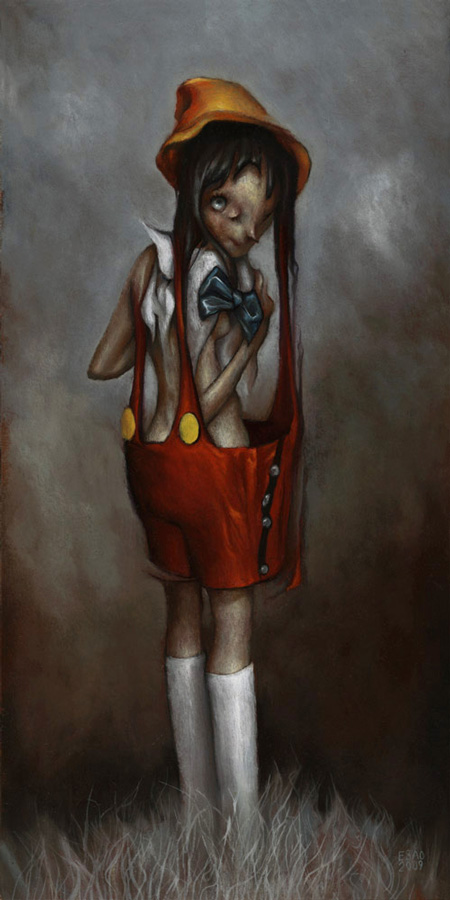 art blog - Esao Andrews - empty kingdom