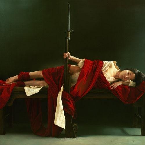 art blog - Liu Yuanshou - empty kingdom