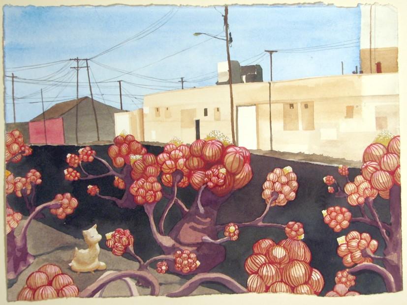 art blog - Amy Casey - Empty Kingdom