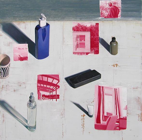 art blog - George Fischer - empty kingdom