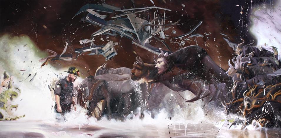 art blog - Joshua Hagler - empty kingdom