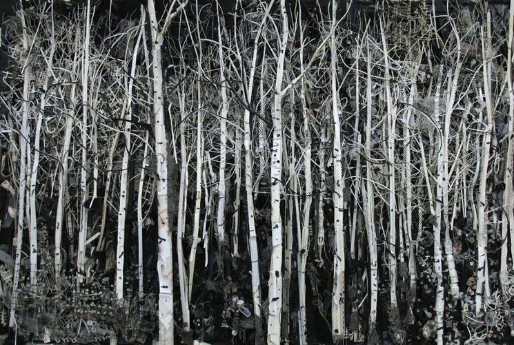 art blog - Tom Deininger - empty kingdom