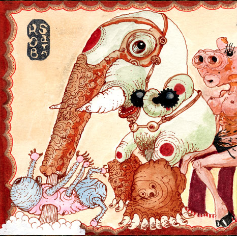 art blog - Rob Sato - Empty Kingdom