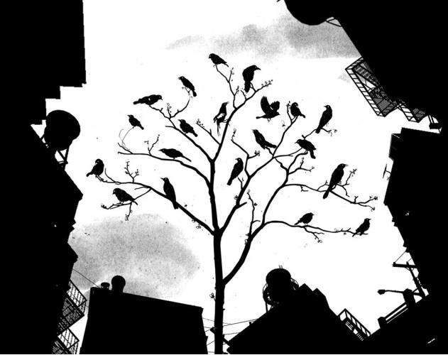 art blog - David Foldvari - empty kingdom