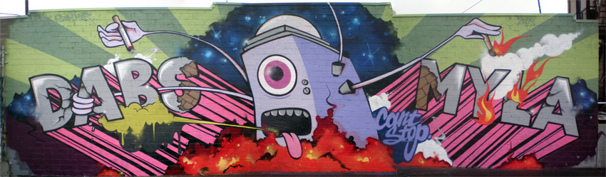 art blog - dabs myla - empty kingdom