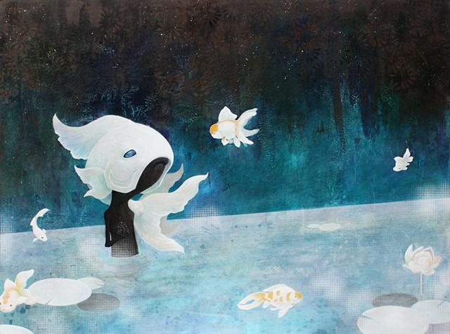 art blog - yoskay yamamoto - empty kingdom