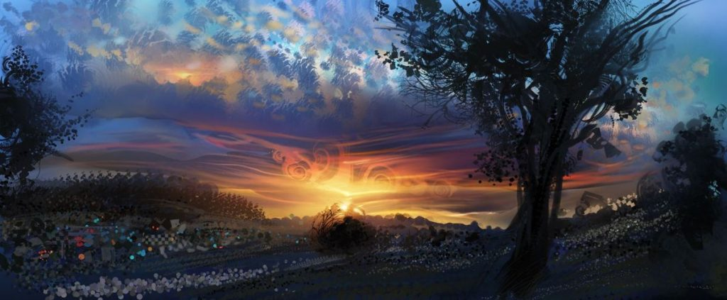 art blog - andrew jones - empty kingdom
