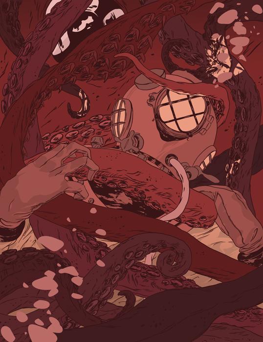 art blog - Johnny Dombrowski - empty kingdom