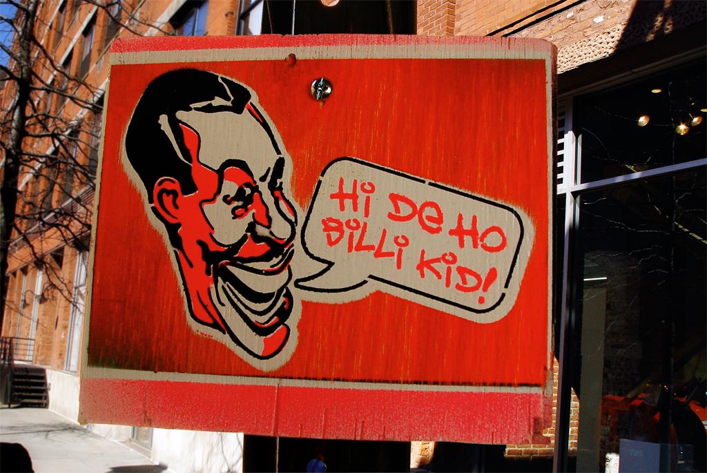 art blog - Billi Kid - Empty Kingdom