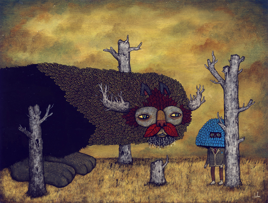 art blog - Andy Kehoe - Empty Kingdom