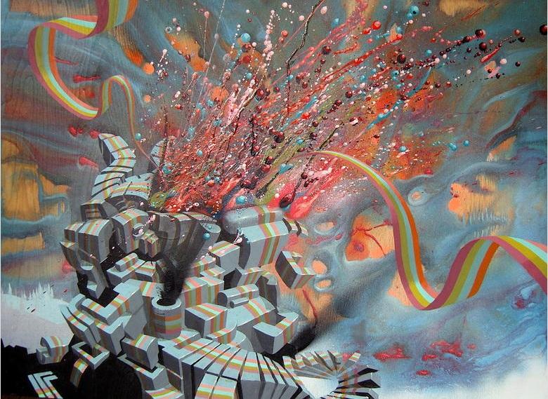 art blog - Damon Soule - Empty Kingdom