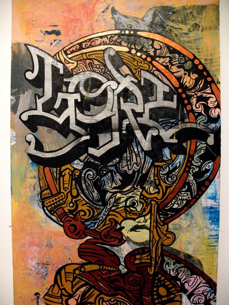 art blog - Goreb - Empty Kingdom