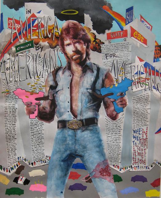 art blog - Akira Beard - emtpy kingdom