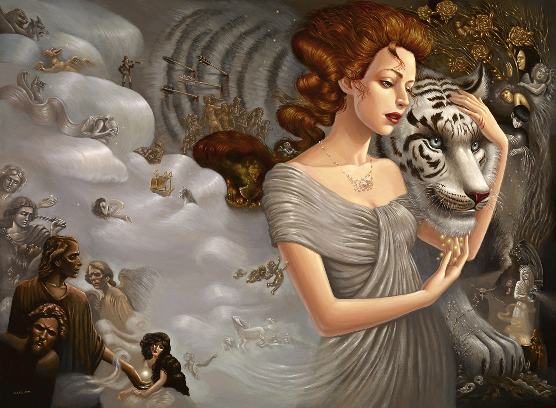 art blog - Michelle Araujo - Empty Kingdom