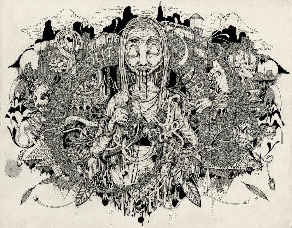 art blog - Pat Perry - empty kingdom