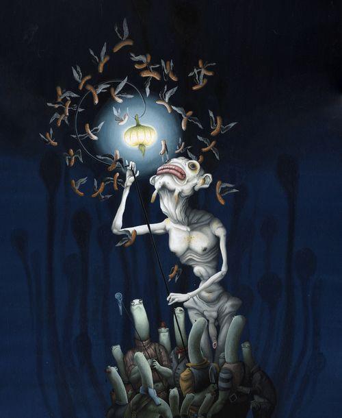 art blog - allison sommers - empty kingdom
