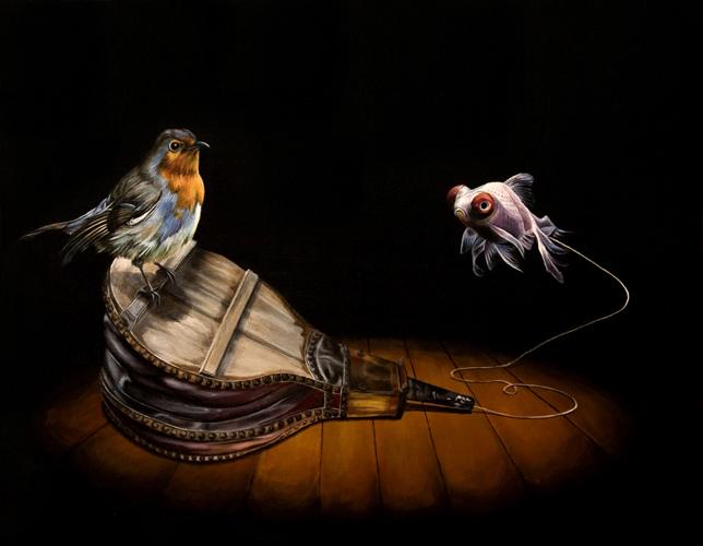 art blog - Jacub Gagnon - Empty Kingdom