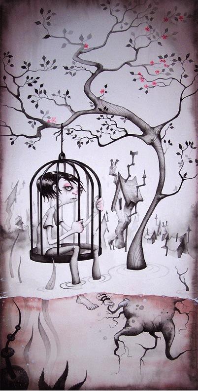 art blog - empty kingdom - annie owens