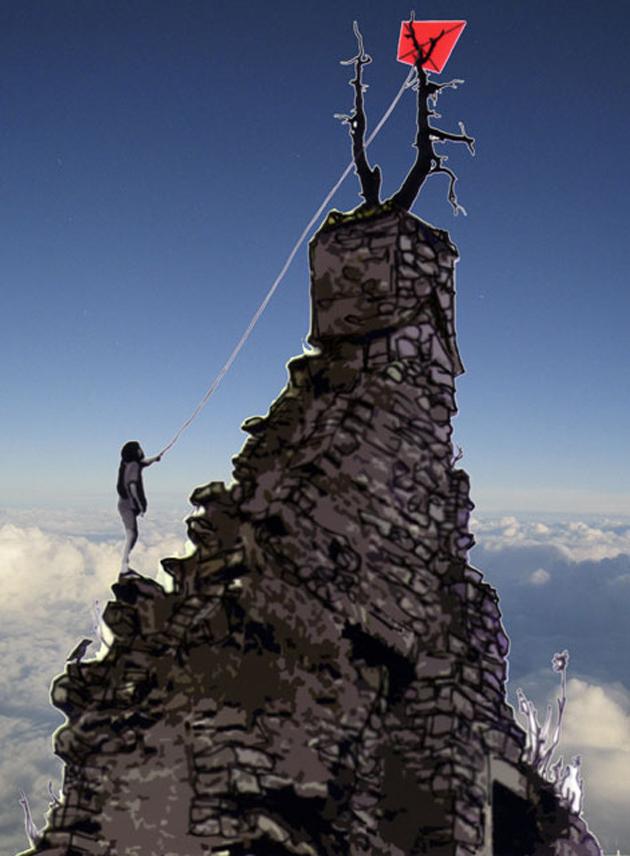 art blog - Jeremy Mora - Empty Kingdom