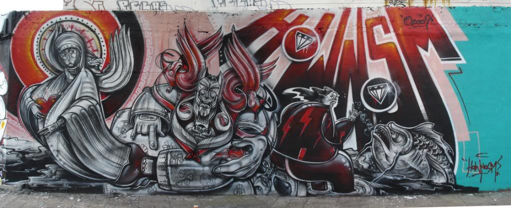 art blog - HOW and NOSM - Empty Kingdom
