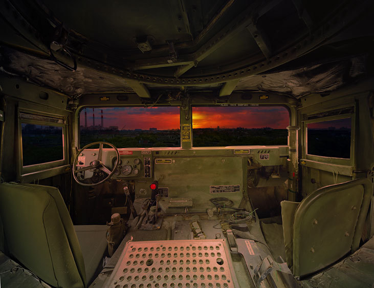 art blog - Luis Gispert OHWOW - empty kingdom