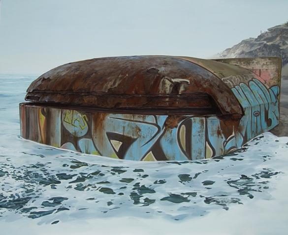 art blog - Michael Hall - empty kingdom