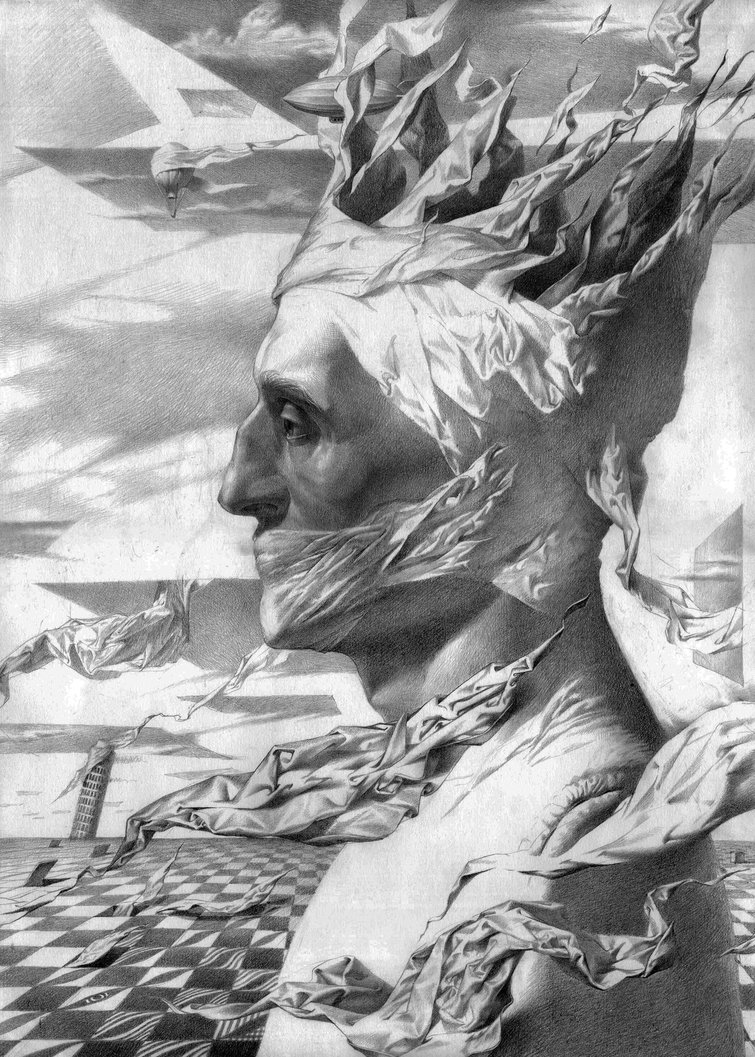 art blog - Vsevolod Shvayba - empty kingdom