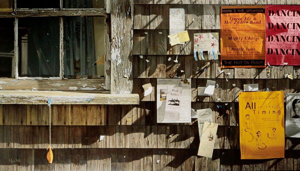 art blog - Steve Mills - empty kingdom