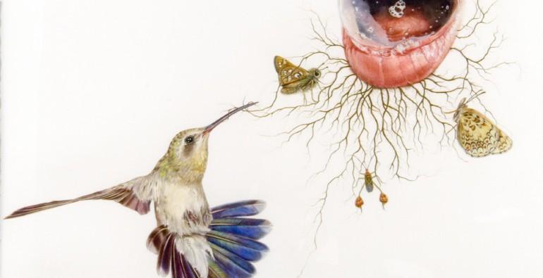 art blog - Julia Randall - Empty Kingdom