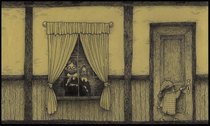 art blog - John Kenn - empty kingdom