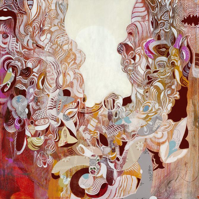 art blog - Robert Hardgrave - Empty Kingdom