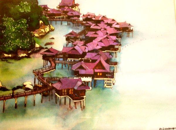 art blog - Alvin Chong - empty kingdom