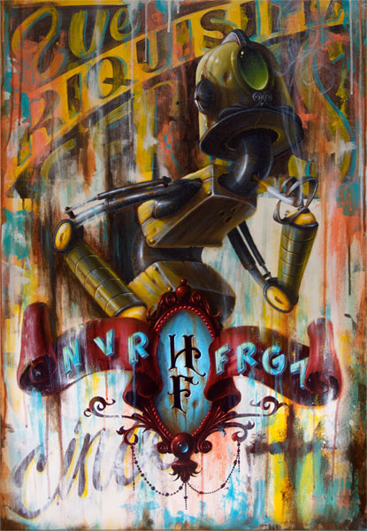 art blog - KMNDZ - Empty Kingdom