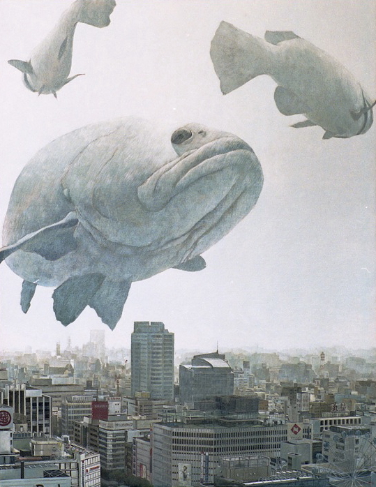 art blog - shuichi nakano - empty kingdom