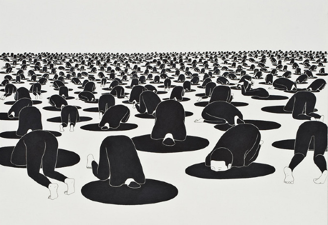 art blog - Daehyun Kim - empty kingdom