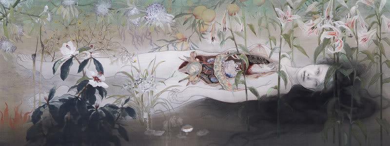 art blog - Matsui Fuyuko - empty kingdom
