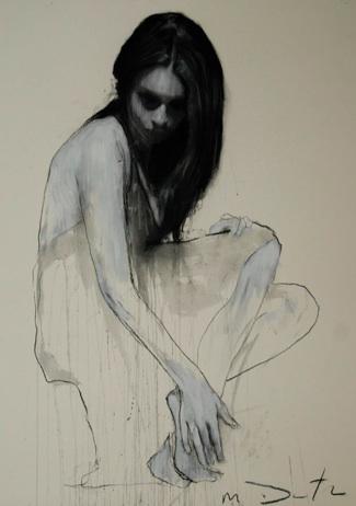 art blog - Mark Demsteader - empty kingdom