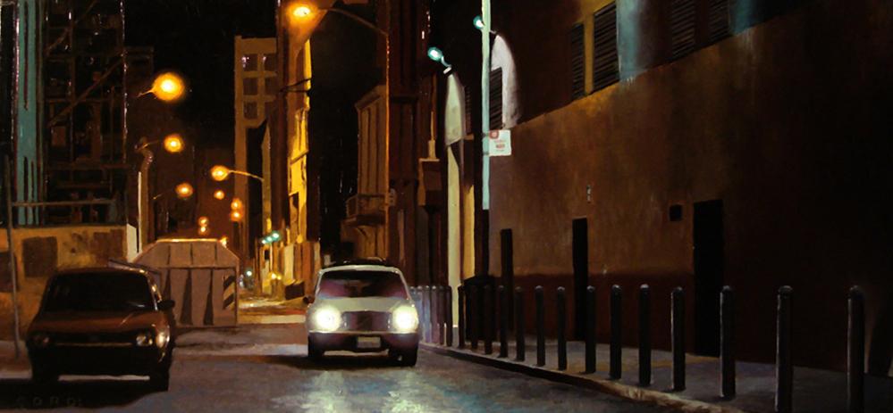 art blog - CORO - empty kingdom