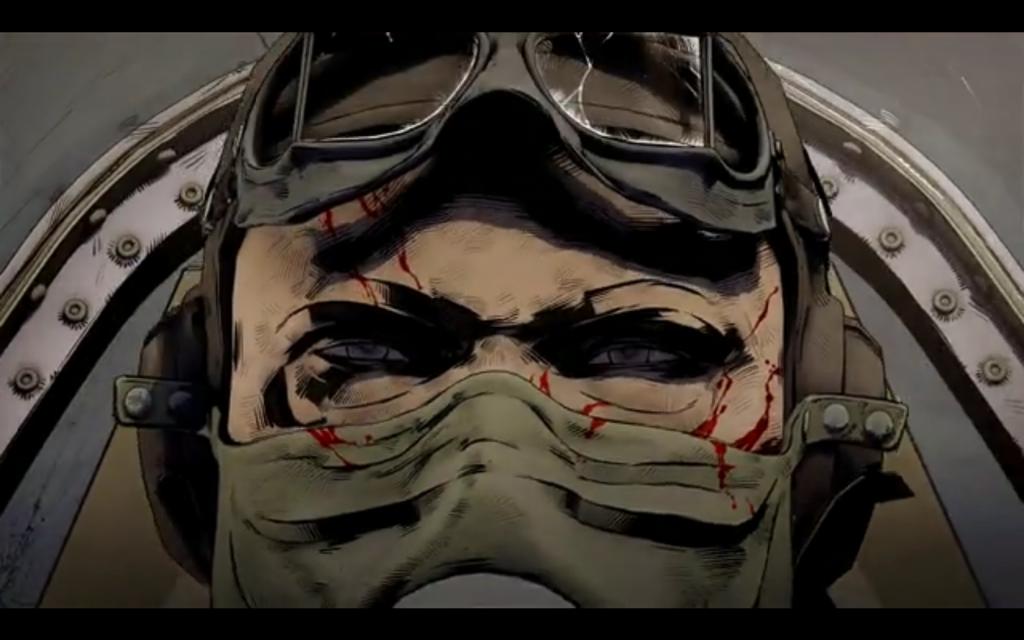 art blog - PATHS OF HATE Trailer // Damian Nenow - empty kingdom