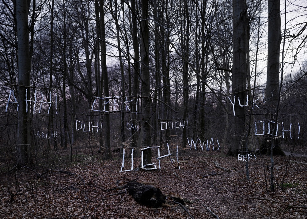 art blog - olaf breuning - empty kingdom