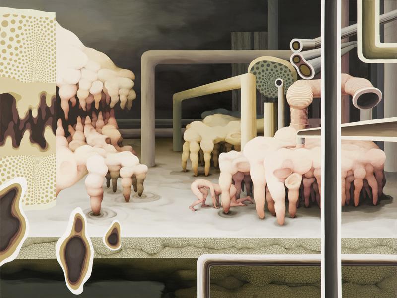 art blog - Jung Yeon Min - empty kingdom