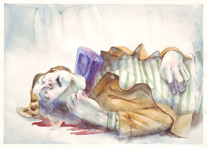 art blog - Reey Whaar - empty kingdom