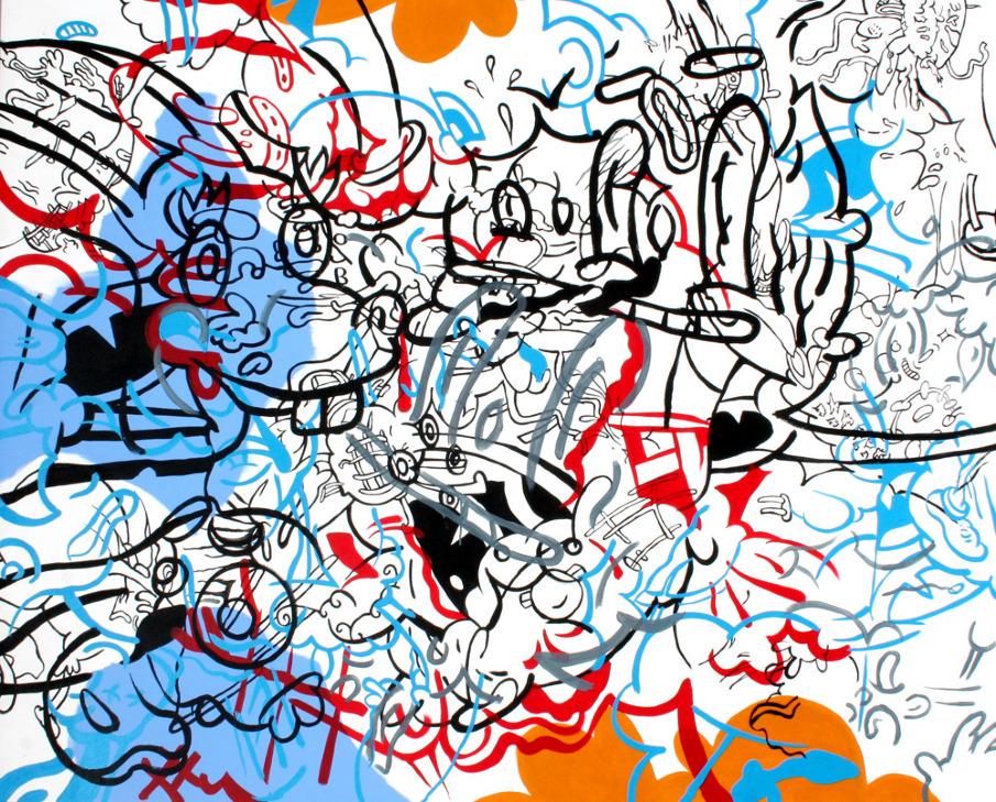 art blog - Stephen Tompkins - empty kingdom